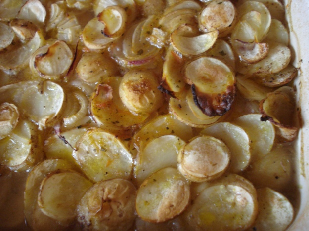 maltese roast potatoes