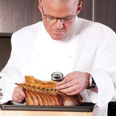 heston blumenthal meat thermometer
