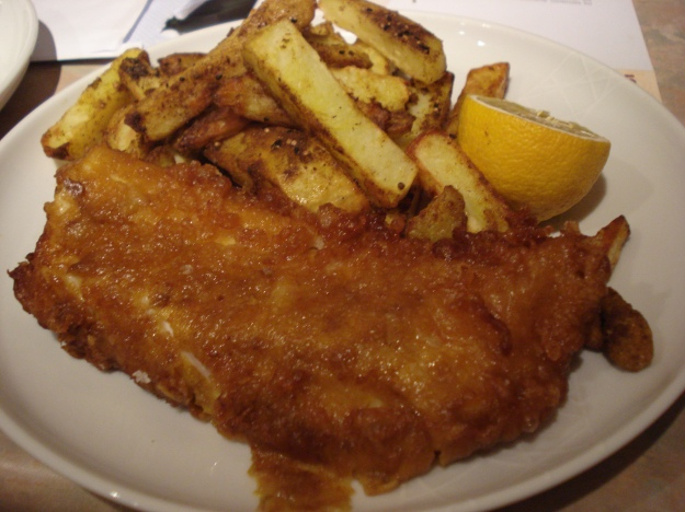 empire fish and chips