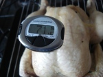 chicken roasted to 71°