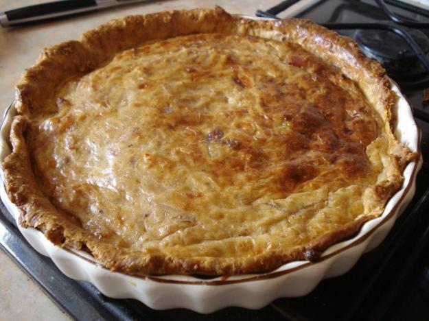 raymond blanc's onion tart