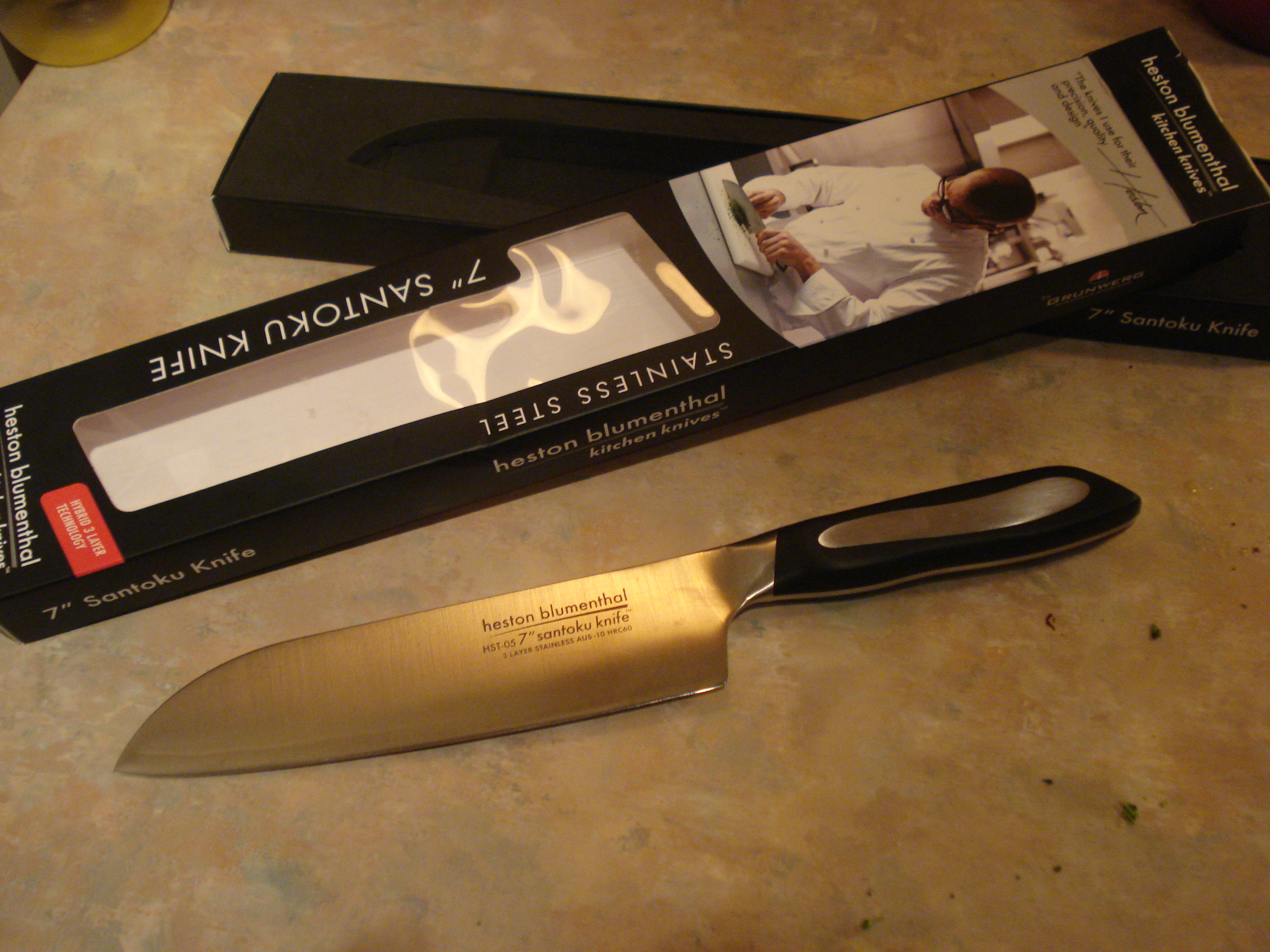 What Knives Kind Use Chefs Do