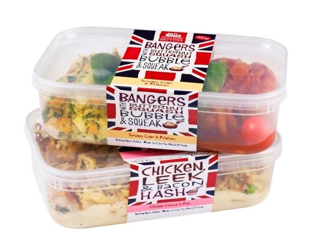 City Kitchen - British dishes